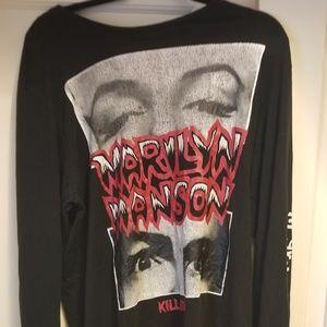 820d6bf2a5e4c Killstar Shirts   Nwt Certain Death Mesh T Shirt Goth Punk   Poshmark